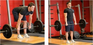 Stiff-Leg-Deadlift